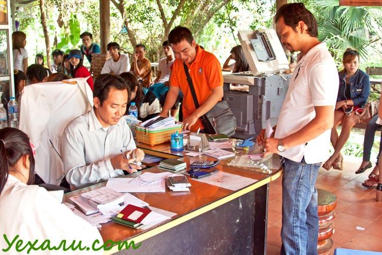 Отмена виза-ранов в Тайланде