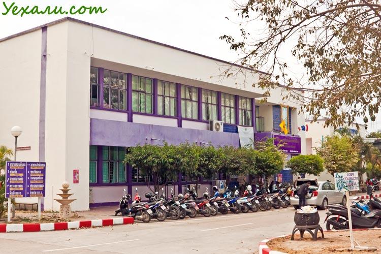 Водительские права в Тайланде, ГАИ