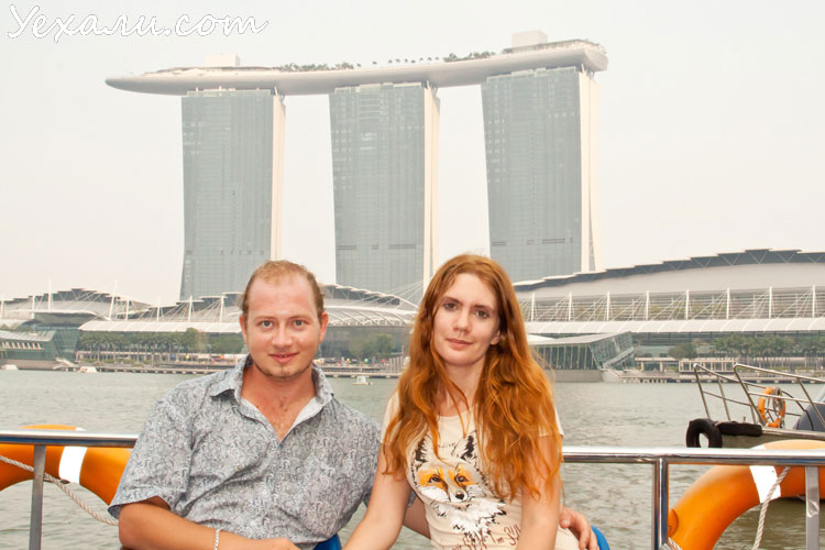 Singapore Marina Bay Sands Hotel
