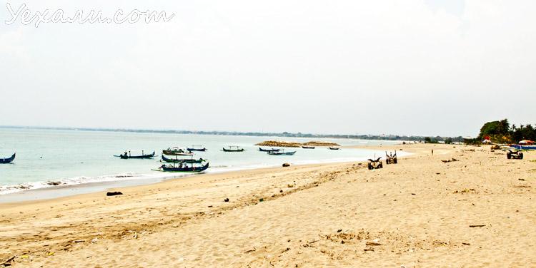 Бали, Кута, пляж