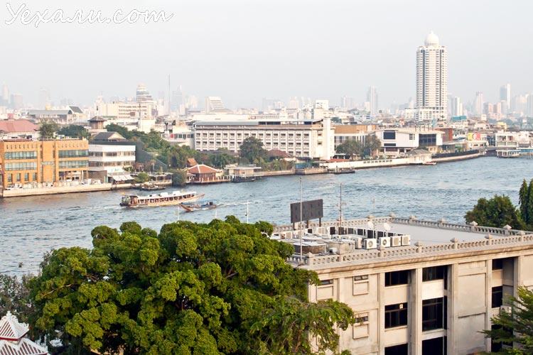 Фото современного Бангкока