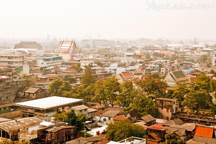 Фото Бангкока, исторический центр