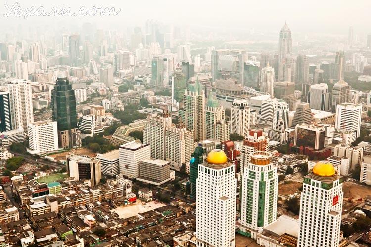 Фото Бангкока, гостиница Байок Скай