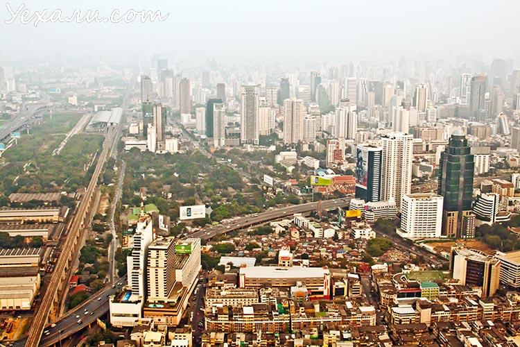 Небоскребы Бангкока, фото