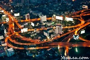 Фото Бангкока с Байок Скай