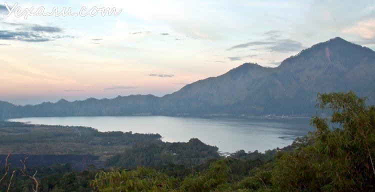 Достопримечательности Бали: вулкан Агунг