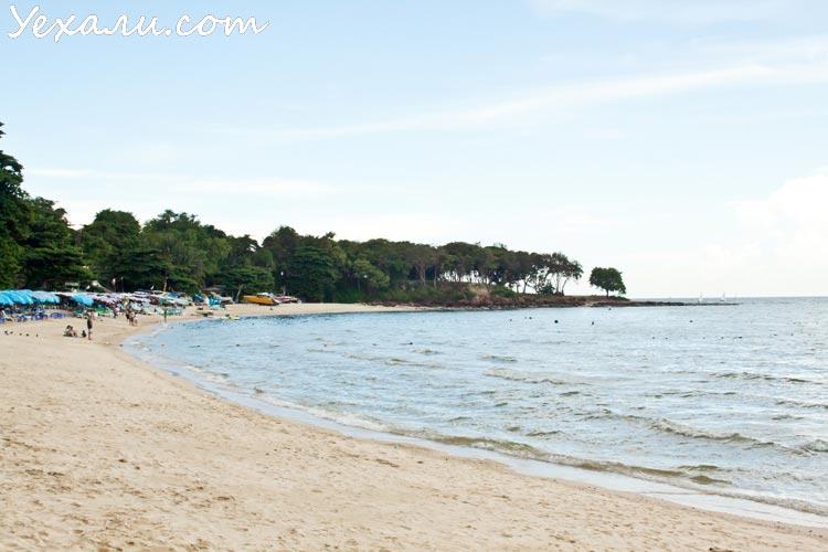 Пляжи Паттайи: Кози Бич