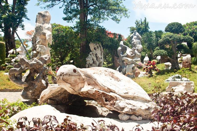Отдых в Паттайе: Парк миллионолетних камней