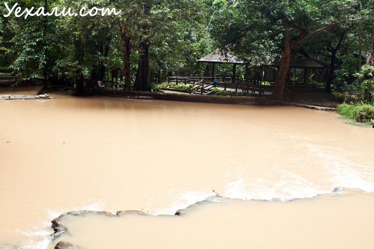 Национальный парк Танбоккорани: изумрудный пруд