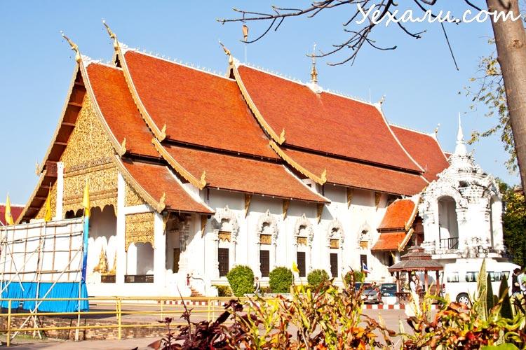 Интересные факты о Чиангмае