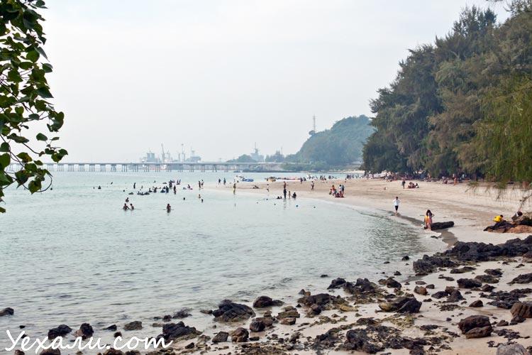 Хат Нанг Рам: лучший пляж в Паттайе