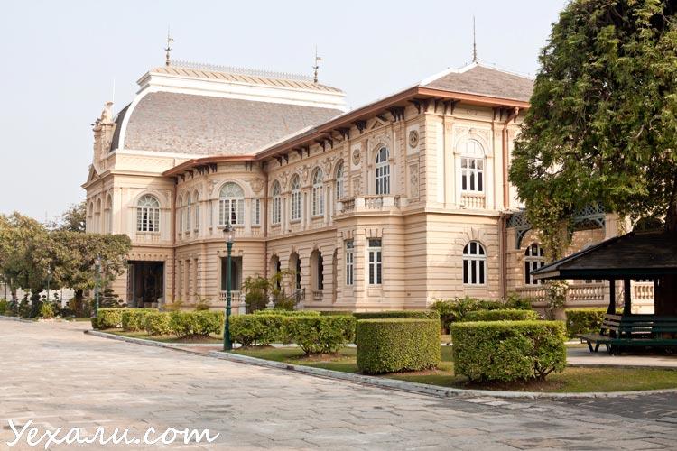 Дворцы в Бангкоке
