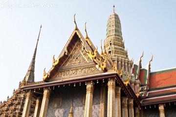 Храм Изумрудного Будды, Бангкок