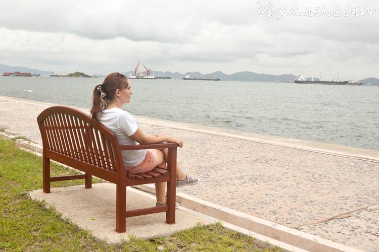 Остров Ко Сичанг, Таиланд