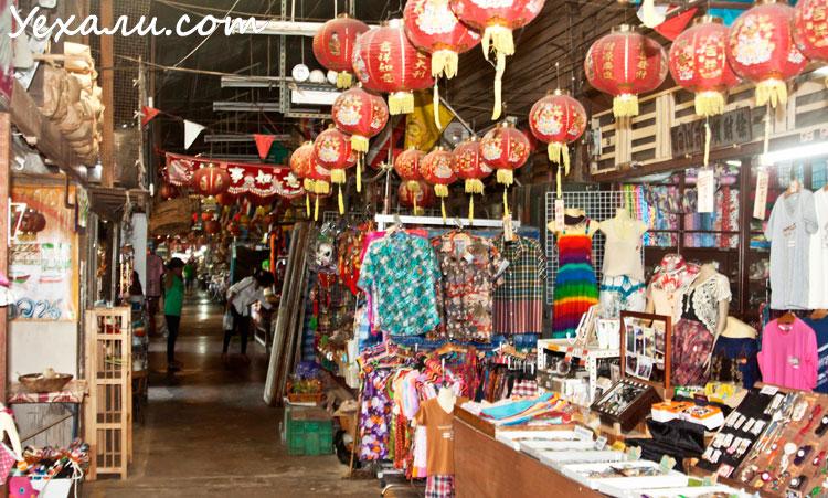 экскурсия в паттайе: рынок