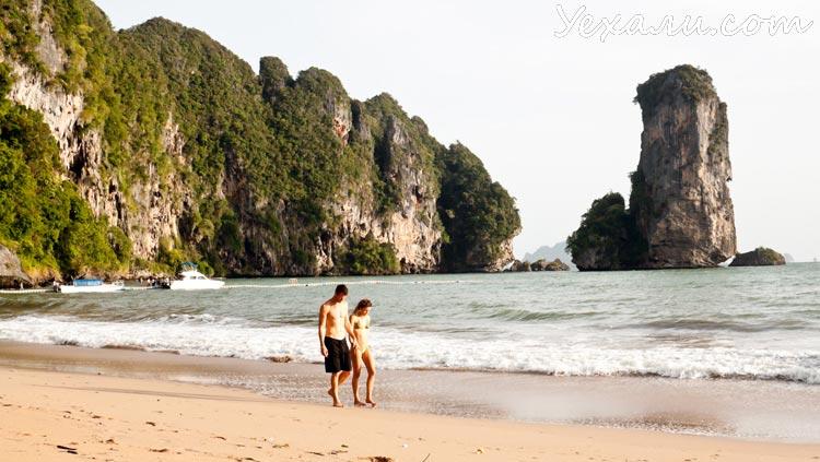 Пляж Пай Плонг, Краби