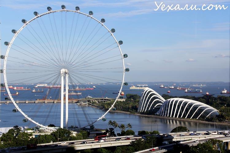 Советы туристам. Фото Сингапура