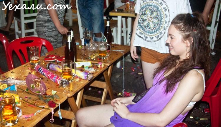 Как отметить Новый год в Таиланде: Бангкок, Каосан