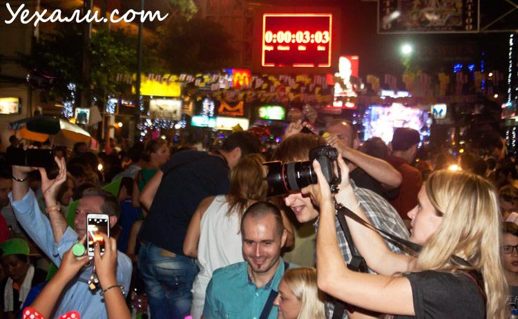 Как отметить Новый год в Тайланде: Бангкок, Каосан роад