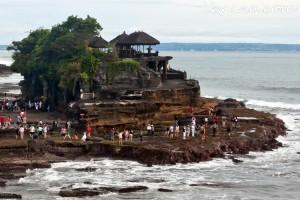 Храм Танах Лот, Бали, Индонезия