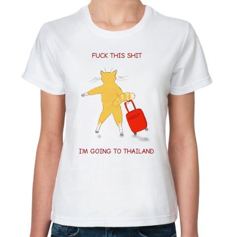 футболки тайланд