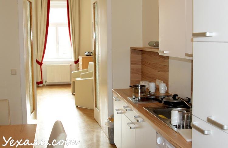 Лучшие отели Вены: Belvedere Appartements