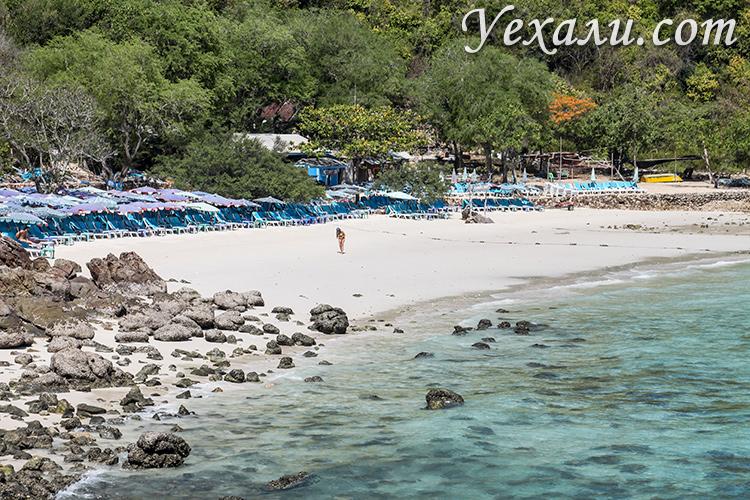 Как отдохнуть в Паттайе бюджетно: остров Ко Лан.