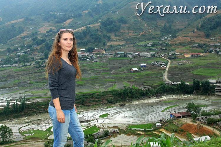 Вьетнам, фото рисовых террас