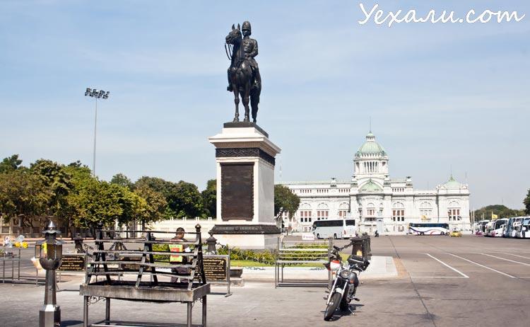 Почему Тайланд никогда не был колонией: Рама V