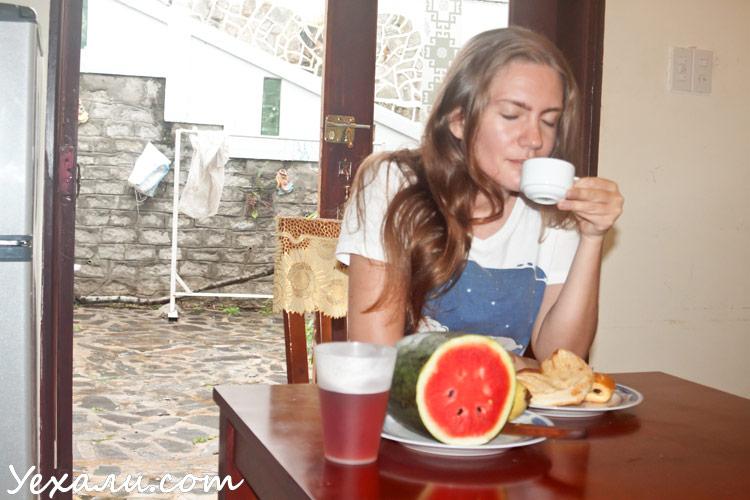 Жизнь во Вьетнаме: кофе на завтрак