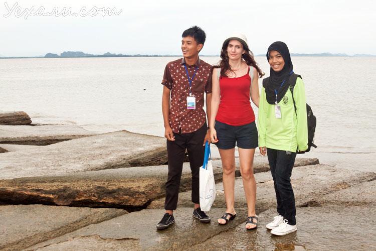Почему азиаты любят фотографироваться с европейскими туристами