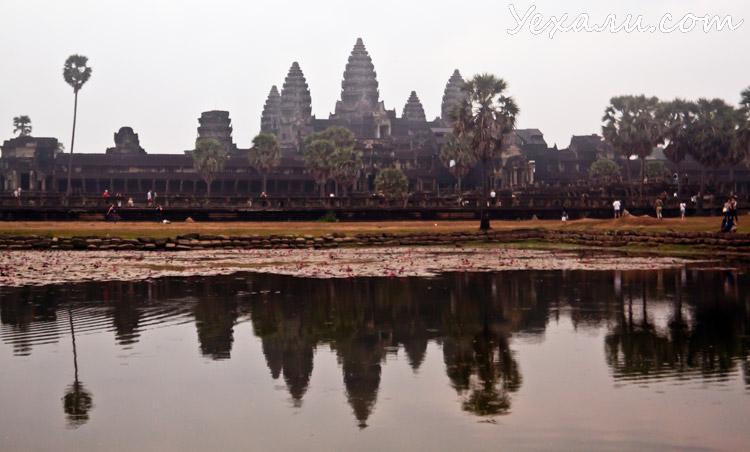 Где отдохнуть за границей: Ангкор Ват