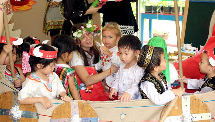 Жизнь в Бангкоке с детьми, работа в Бангкоке