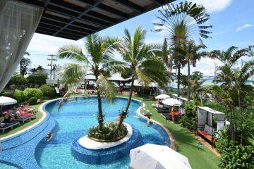 Самые популярные отели Джомтьена (Таиланд): Natural Park Resort Pattaya.