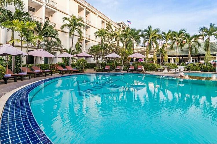Лучшие отели на севере Паттайи: Romeo Palace.