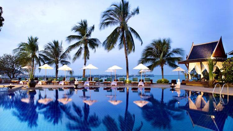 Лучшие отели центральной Паттайи
