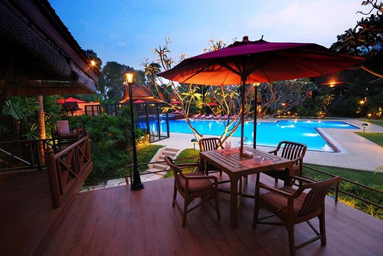 Лучшие отели на юге Паттайи (Таиланд): Sugar Hut Resort.