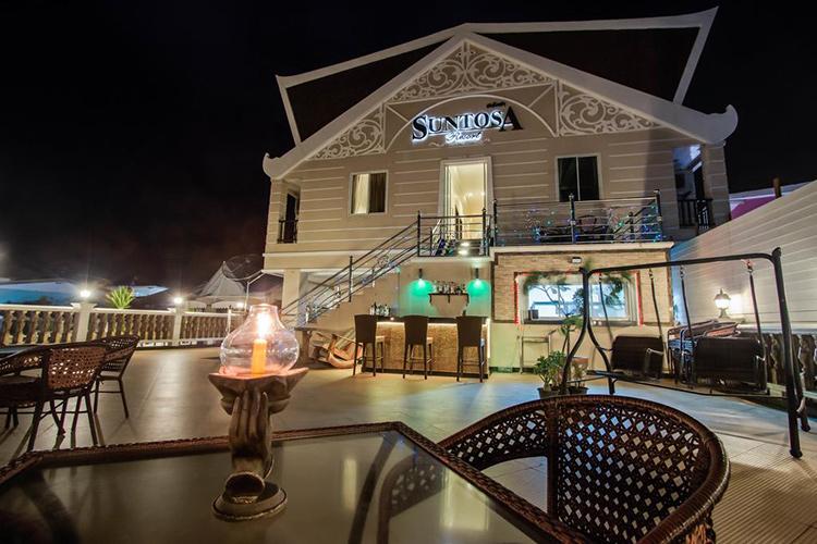 Лучшие отели Ко Лана, Паттайя, Таиланд. Suntosa Resort.