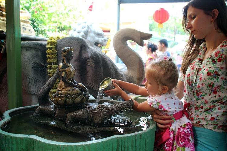 Жизнь в Бангкоке с детьми