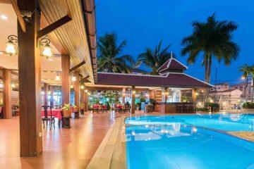 Лучшие отели южной Паттайи (Тайланд): The Residence Garden.