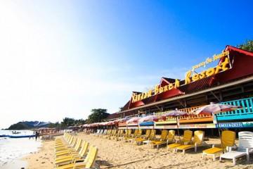 Отели на острове Ко Лан, Тайланд