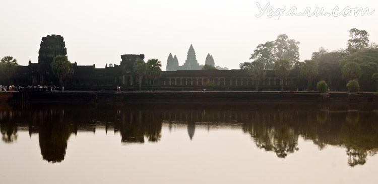 Цены на билет в Ангкор Ват