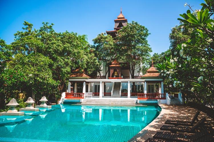 Снять виллу в Тайланде