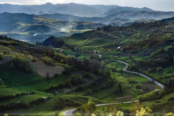 Горы Румынии