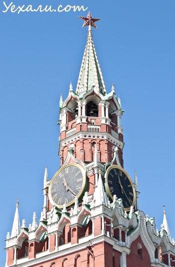 Где отдохнуть на Новый год в России: Москва