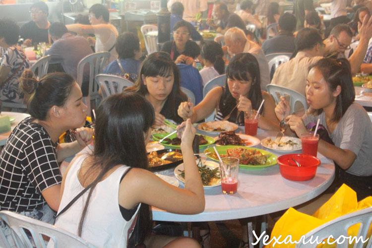 Отдых в Малайзии: Jalan Alor, Куала-Лумпур