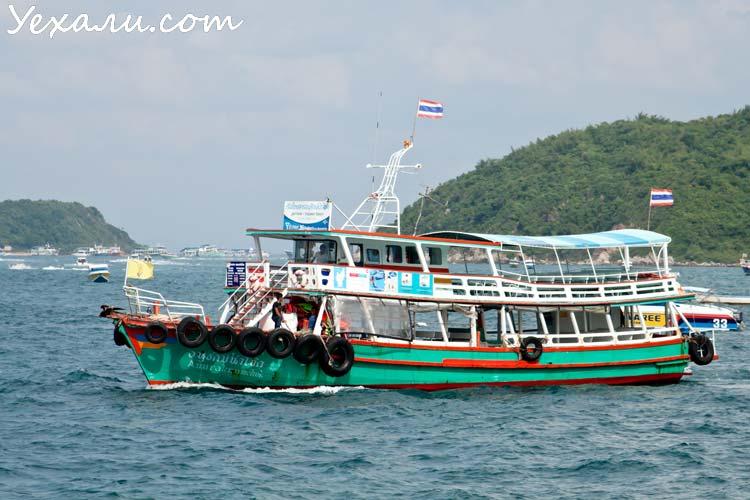 Тайланд вместо Турции: море и солнце