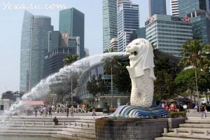 Из Паттайи в Сингапур по экскурсии