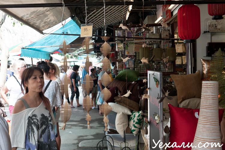 Что посмотреть в Бангкоке за два дня: рынок Чатучак