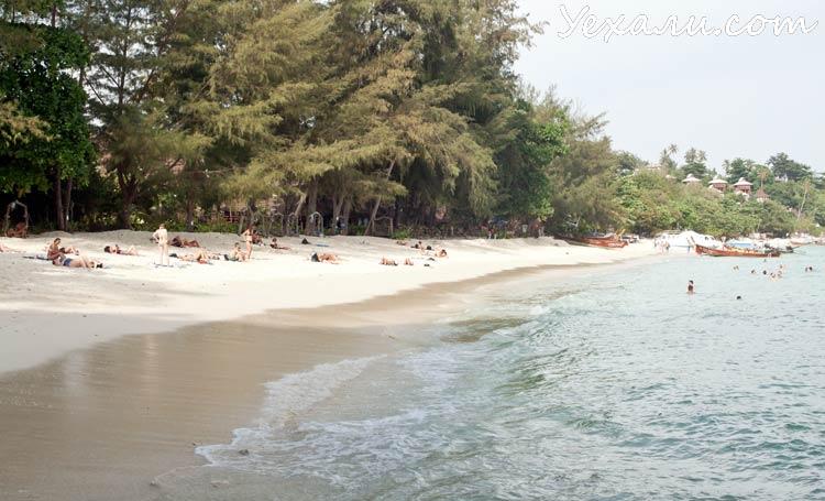 Где отдохнуть на море за границей недорого: Таиланд
